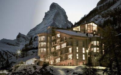 Hotel Omnia, Zermatt ⭐⭐⭐⭐⭐