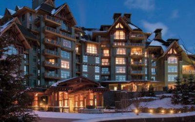 Four Seasons Resort and Residences, Whistler ⭐⭐⭐⭐⭐