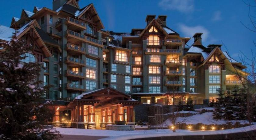 Four Seasons Resort and Residences, Whistler ⭐⭐⭐⭐⭐