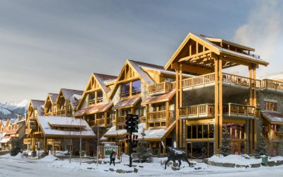Moose Hotel and Suites, Banff ⭐️⭐️⭐️⭐️