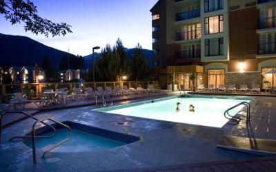 Hilton Whistler Resort, Whistler ⭐⭐⭐⭐