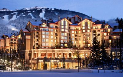Westin Resort and Spa, Whistler ⭐⭐⭐⭐