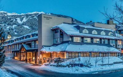 Listel Whistler Hotel, Whistler ⭐⭐⭐