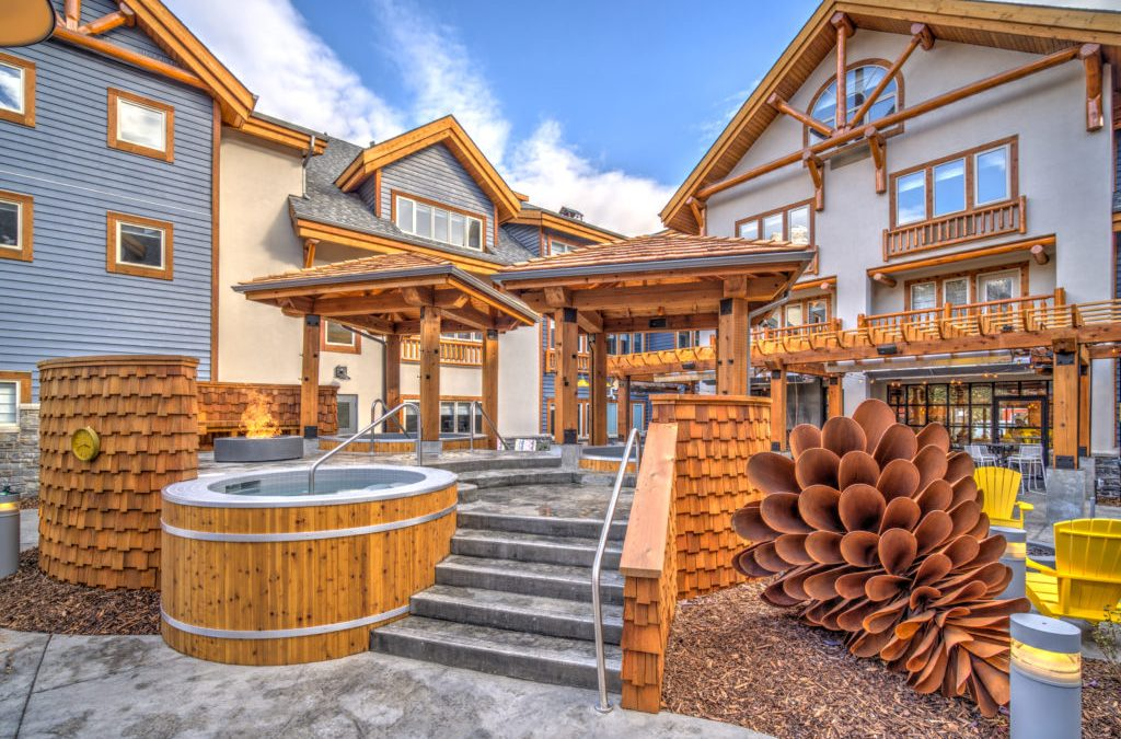 Canalta Lodge, Banff ⭐️⭐️⭐️