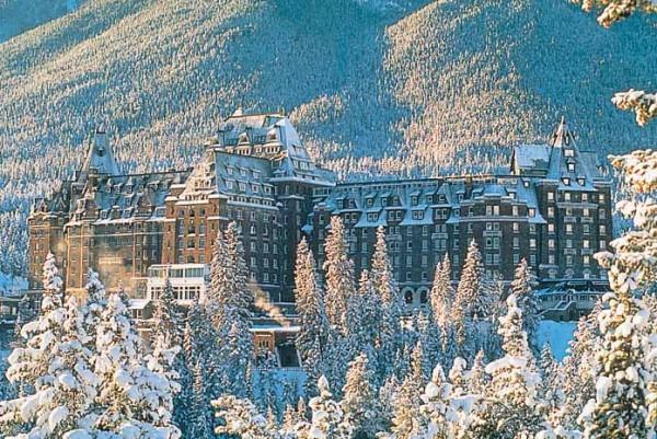 Fairmont Banff Springs, Banff ⭐️⭐️⭐️⭐️