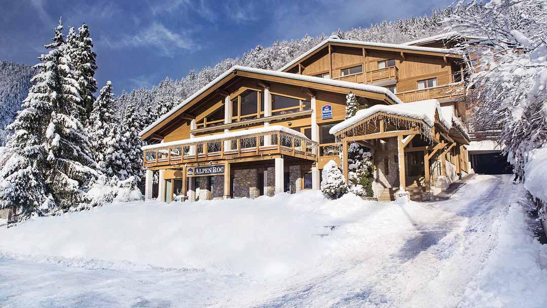 Hotel Alpen Roc, La Clusaz ⭐⭐⭐