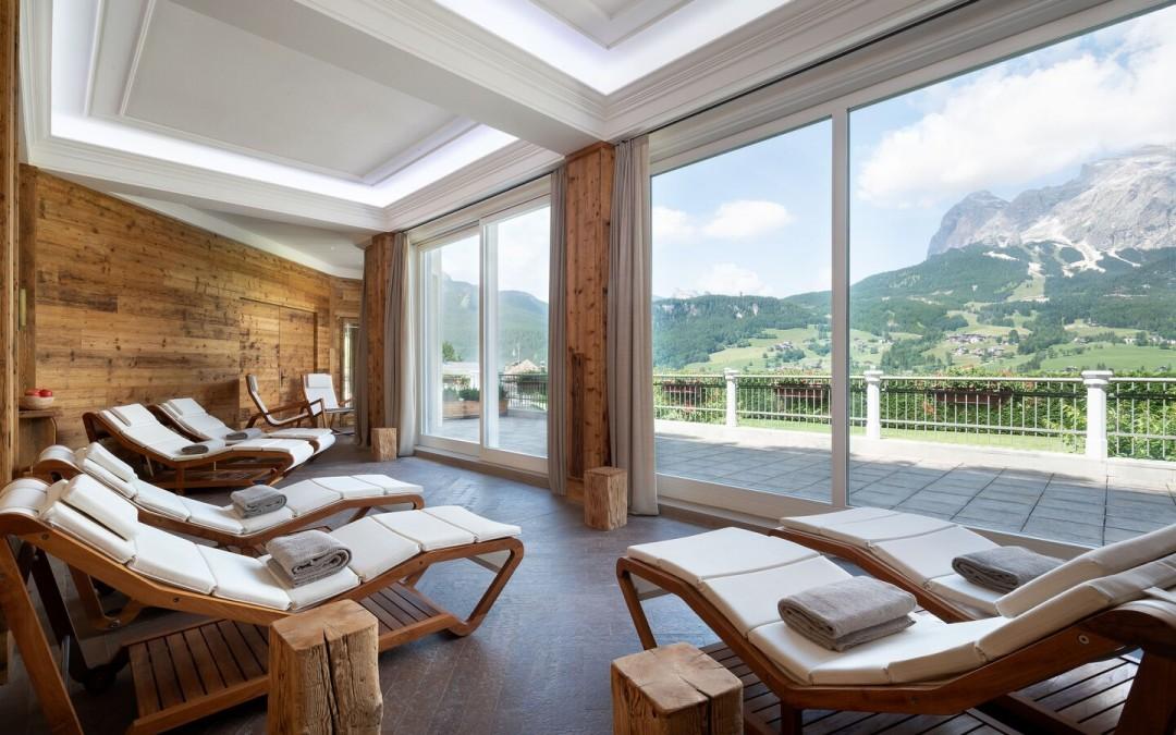 Hotel Cristallo, Cortina ⭐⭐⭐⭐⭐