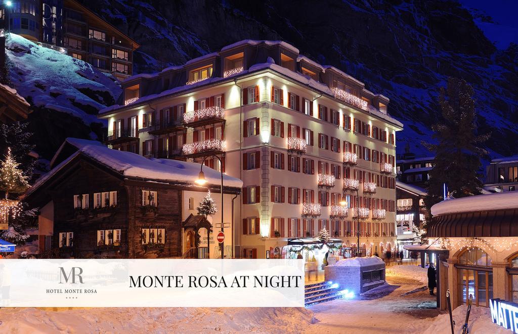 Hotel Monte Rosa, Zermatt ⭐⭐⭐⭐
