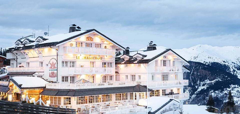 Hotel Le Chabichou ⭐⭐⭐⭐⭐