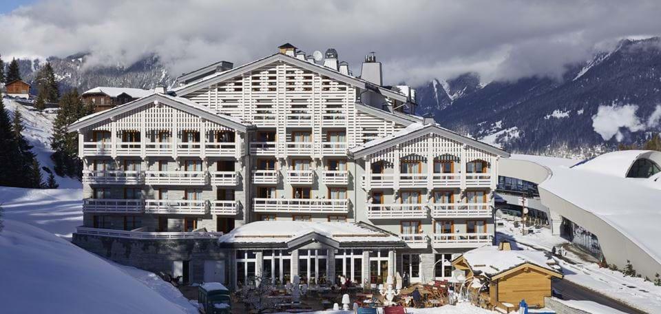 Hotel Ecrin Blanc, Courchevel 1650 ⭐⭐⭐⭐